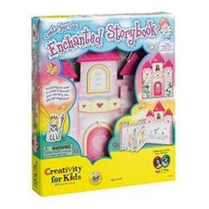 Shop for Creativity for Kids Create Your Own Enchanted Storybook Kit . Get free delivery On EVERYTHING* Overstock - Your Online Crafts Shop! Online Craft Store, Craft Stores, Fabric Crafts, Sewing Crafts, Joann Fabrics, Enchanted, Fairy Tales, Create Your Own, Christmas Gifts