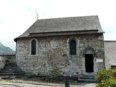 Lourdes château chapelle