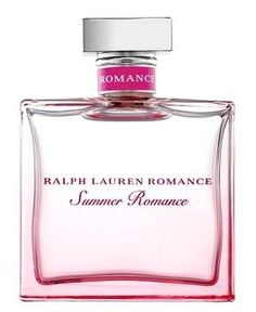 perfumes...need to try this one.  I have Romance so why not try the Summer.