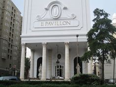 "Le Pavillon, New Orleans  ""Belle of the South"""