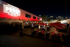 Rooftop Bar in Houston, Proof the view Houston Bars, Rooftop Terrace, Roof Top, Image, Roof Deck, Rooftop Deck