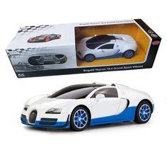 Licensed 1:24 Mini Electric RC Cars 4CH Remote Control Toys Machines On Th Radio Controlled Bugatti Grand Sport Vitesse 47000