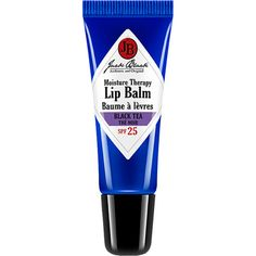 Enriched with superior skin conditioners and antioxidants, this emollient balm soothes and relieves dry, chapped, irritated lips. Unlike waxy sticks, it penetrates quickly to provide instant relief. Offers broad-spectrum sun protection with an SPF of 25; also guards against windburn and temperature extremes.
