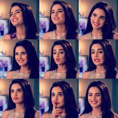 Jasmin killing expression Tashan E Ishq, Indian Drama, Art Of Beauty, Stylish Girl Images, Face Expressions, Girls Image, Celebs, Celebrities, Best Actress