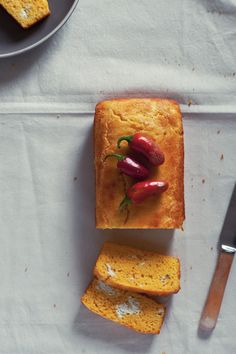 Jalapeño and Feta Cornbread