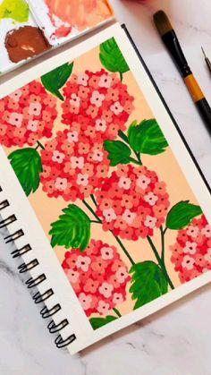 Gouache Painting, Watercolor Paintings, Flower Art Drawing, Watercolor Art Lessons, Canvas Painting Tutorials, Art Painting Gallery, Mini Canvas Art, Indian Art Paintings, Art Drawings Sketches Simple