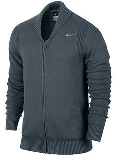 Nike Men's Winter Full Zip Sweater