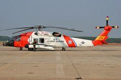 6003 HH-60J Jayhawk USCG, Elizabeth City. | par Stuart Freer - Touchdown Aviation
