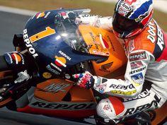 Mick Doohan, 5-time 500cc MotoGP World Champion (1994, 1995, 1996, 1997 & 1998), Honda NSR500 1999 MARLBORO MALAYSIAN GRAND PRIX, Sepang Circuit