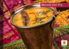 Co można wyczarować z soczewicy? Np. taką potrawę! :) To MASALA DAL FRY, smakowite indyjskie danie z żółtej i z czerwonej soczewicy, gotowanej w indyjskich przyprawach. Cena: 20 z :) http://www.namasteindia.pl/