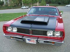1968 Dodge Coronet 500 | Flickr - Photo Sharing! Chrysler Hemi, Chrysler Cars, Dodge Muscle Cars, 1969 Dodge Charger, Motorbike Girl, Dodge Coronet, American Muscle Cars, Mopar, Custom Cars