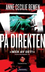 """En krimroman fra journalistmiljøet i Oslo med intriger, hensynsløse maktkamper, hemmelige kjærlighetsforhold - og drap.     """"Solid krimdebut fra en erfaren journalist. ... jeg håper oppriktig talt at Remen skriver flere bøker. Ikke minst fordi hun er blant de ytterst få kvinnelige krimforfattere som kan skrive gode actionscener. Mer av det!""""   Sindre Hovdenakk, VG Movies, Movie Posters, Fictional Characters, Films, Film Poster, Cinema, Movie, Film, Fantasy Characters"""