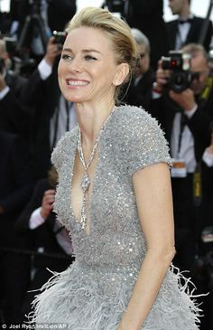 Julianne Moore and Naomi Watts lead the glamour in plunging gowns at the opening ceremony of the 68th Cannes Film Festival... as Natalie Portman and Sienna Miller light up the red carpet in chic primary colour dresses   Daily Mail Online