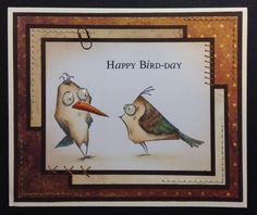 2015 Bird-day from Nancy by BarbieP - Cards and Paper Crafts at Splitcoaststampers
