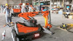 Robots already build things in factories. Could construction sites be next?