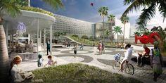 BIG Unveils Design for Miami Beach Convention Center