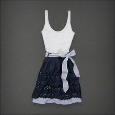 Suuper cute summer dress!