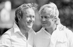 Arnold Palmer & Jack Nicklaus