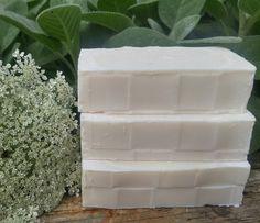 Peaceful, Tranquil Lavender Camphor Essential Oil Blend All Natural Soap