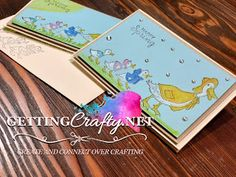 Getting Crafty with Jamie: Happy Spring, tattoo inspired handmade card Wow Video, Blender Pen, Wink Of Stella, Old Mother, Happy Spring, Cards For Friends, Happy Mail, Fun Math, Whimsical Art