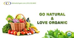 Go Natural With Organic Lifestyle! #healthyliving #organicsolutions
