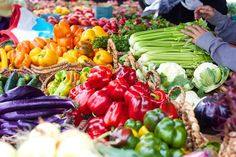 Summer Guide: Farmers' markets