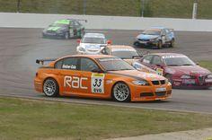 BMW 320i 2007 BTCC Tom Onslow-Cole #motorsport #racing #touring #car #motor #sport #passion