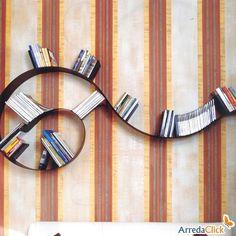 Libreria Bookworm Kartell - Ron Arad - ARREDACLICK