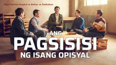 "Christian Testimony Video | ""Ang Pagsisisi ng Isang Opisyal"" (Tagalog Su... Christian Videos, Christian Movies, Films Chrétiens, Tagalog, Admiration, Ainsi, Movie Posters, Simple, Word Of God"
