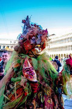 Venice carnival costume 9