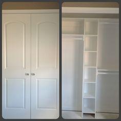 Small Closet Design small closet design, pictures, remodel, decor and ideas - page 16