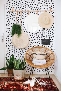 Home Decoration Ideas Dreams .Home Decoration Ideas Dreams Diy Home Decor Easy, Diy Wall Decor, Cheap Home Decor, Boho Decor, Bedroom Decor, Urban Home Decor, Bedroom Fun, Bedroom Girls, Decor Room