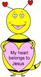 My Heart Belongs To Jesus Sunday School Lesson For Valentine's Day