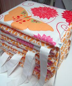 Custom Crib Bedding Set  YOU DESIGN Coral and by RockyTopDesign