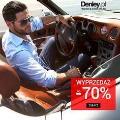 ❗❗❗ Sezon na gorące promocje w Denley.pl trwa ❗❗❗ Wybrane produkty z kategorii SALE - nawet do 70 % taniej (y)  Enjoy your shopping ➡