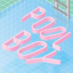pool boy.