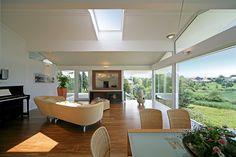 Kundenhaus - Osterseen | Wohnbereich  | Finden sie mehr Informationen zu diesem Kundenhaus auf http://www.davinci-haus.de/haeuser-standorte/kundenhaeuser/osterseen/