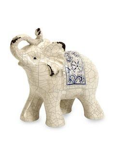 Sandoval Ceramic Elephant, http://www.myhabit.com/redirect/ref=qd_sw_dp_pi_li?url=http%3A%2F%2Fwww.myhabit.com%2F%3Frefcust%3D76GRFSW32LRH7HNVBFRXNBE7WI%23page%3Dd%26dept%3Dhome%26sale%3DA39KFQ9VLFY8U3%26asin%3DB006UK9RWQ%26cAsin%3DB006UK9S16
