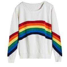 Prism Rainbow Top (2 Colors)