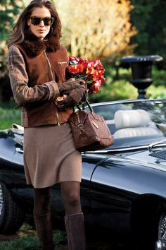 Ralph Lauren 2013 - Dark brown and latte best colours to enjoy the autumn
