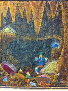Gnomes and gems for place value, grade 2, Waldorf School of Atlanta