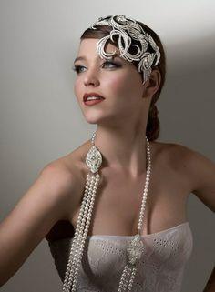 Gorgeous Bon Bon Headpiece, Stephanie Brown