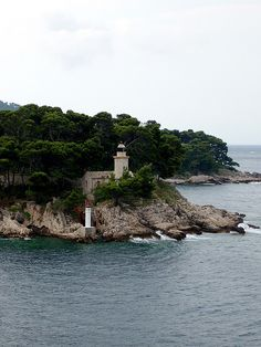 Croatian Lighthouse in the Port of Gruz | Flickr - Photo Sharing!