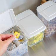 SNSでじわじわと注目されているイオンの保存容器をご存じでしょうか?随所に使いやすい工夫が施されていました!