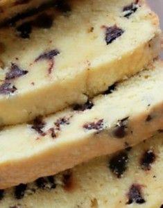 Chocolate Chip Pound Cake | Food- Mafia