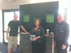 """Amber Tiles at Maroochydore gets """"Dazzled""""!"""