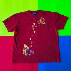 e694e4b7 Listed on Depop by starterovergucci. Winnie The Pooh ShirtVintage ...