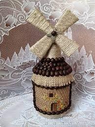 Image result for панно из мешковины и шпагата