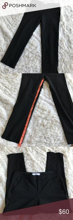 Everlane The Slim Trouser Wool Pants Good used condition. No stains or tears. Everlane Pants Straight Leg