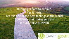 IF you are a runner